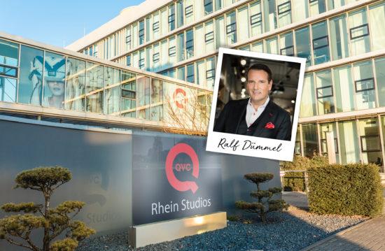 Startup-Woche Düsseldorf: QVC lädt zum Austausch mit dem König des Handels