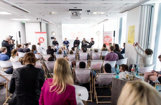 Startup-Woche Düsseldorf: QVC vernetzt Gründer und bietet Hilfestellung