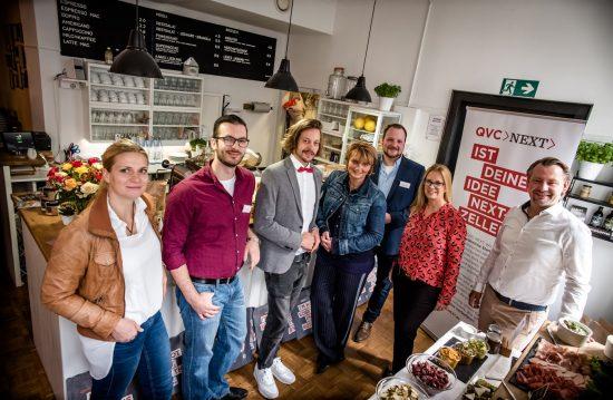 Startup-Initiative QVC NEXT feiert ersten Geburtstag