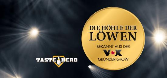 """TASTE HERO x """"Die Höhle der Löwen"""": 3 Fragen an die Gründer"""