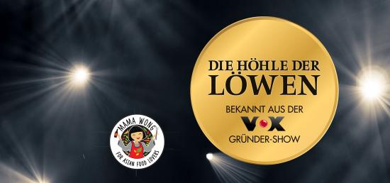 """MAMA WONG x """"Die Höhle der Löwen"""": 3 Fragen an die Gründerin"""