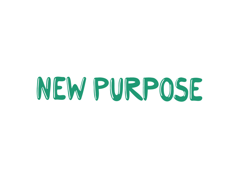 New Purpose: Was Sinn stiftet, bleibt